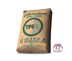 TPI Mixed Cement